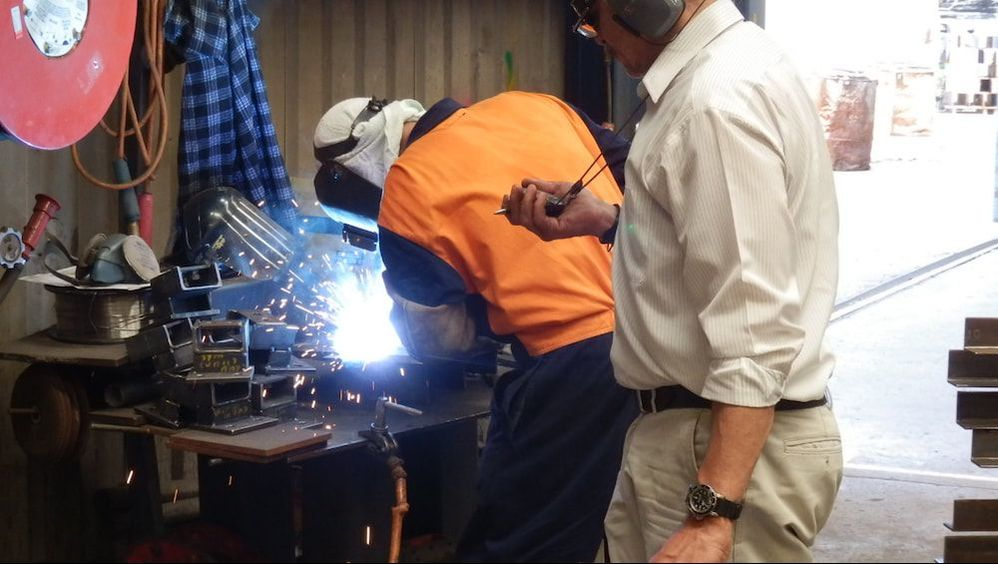 Welder Qualifications Melbourne